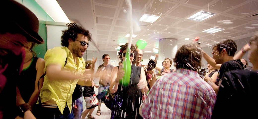 Party Shut Down Bankia